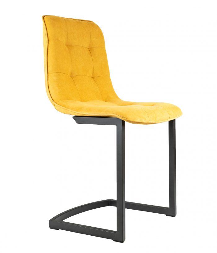 Scaun cu bază metalică